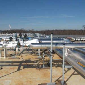Summit Refrigeration Group_Roof Piping and Valve Groups
