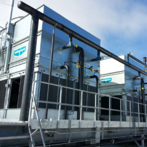 Summit Refrigeration Group_Evapco condensers