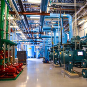 Summit Refrigeration Group_Clean Engine Room