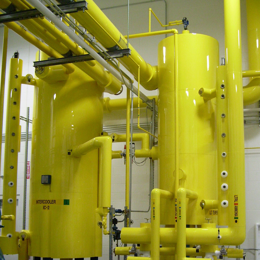 New-Central-Ammonia-System_Frozen-Food-Supplier_Plover-WI