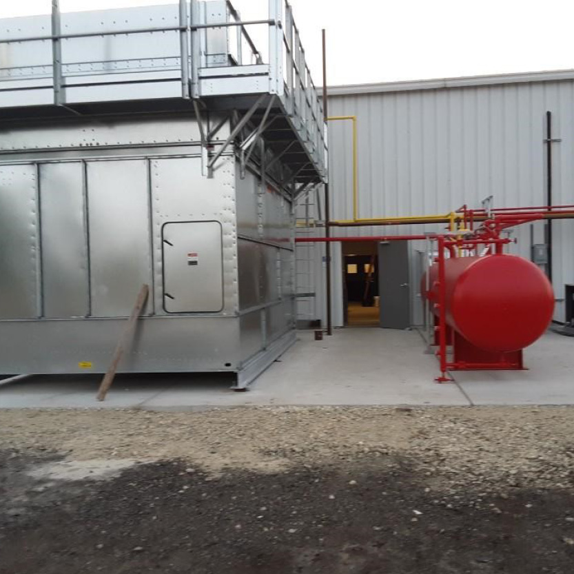 New Central Ammonia System_Ice Supplier_Youngstown, OH_FP