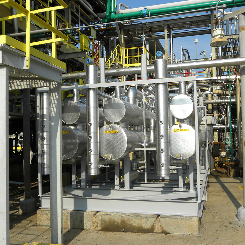 New Chiller Package_Chemical Manufacturing_Hattisburg, MS_FP