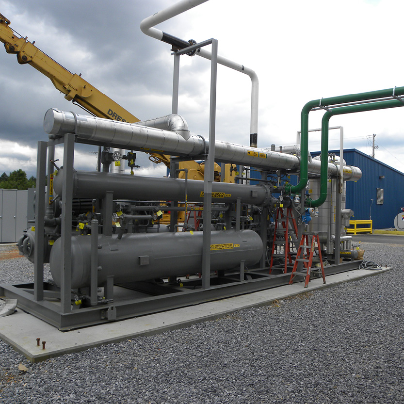 New Compressor Package_Chemical Manufacturing_Hattisburg, MS_FP