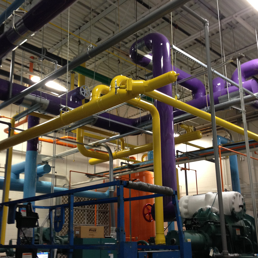 Refrigeration System Expansion_Food Processing_Plover, WI_FP